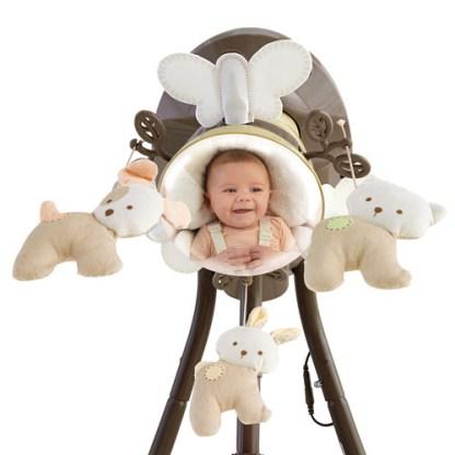 Качели детские «Мой маленький щенок» Fisher-Price в прокат