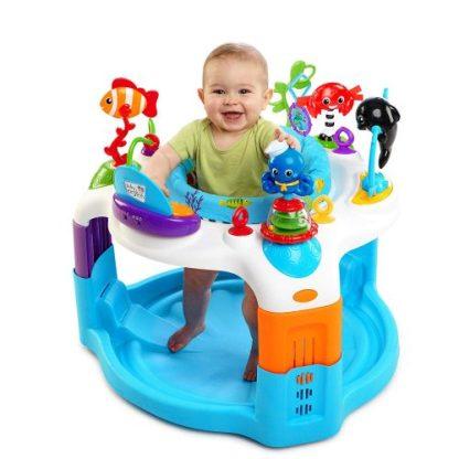 Развивающий игровой центр Baby Einstein Graco «Океан» напрокат Минск