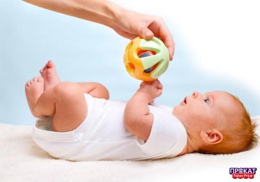 Развитие и уход за новорожденным ребенком