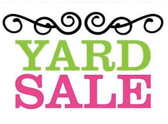 Image result for yard sale