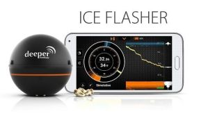 deeper fishfinder review for ice fishing