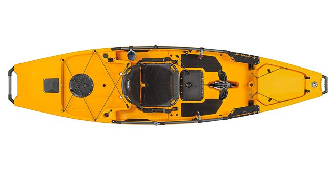 Hobie Mirage Pro Angler 12 Fishing Kayak