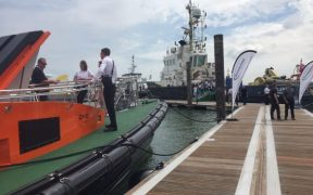 Seawork returns to Mayflower Park