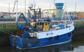 Stern Trawler Industrus
