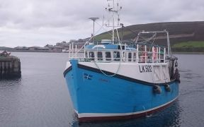 Promising Future for Shetland Fisheries