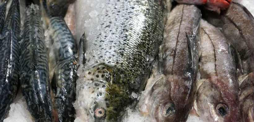 FRESH FISH COUNTERS TO CLOSE