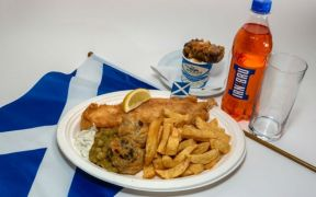 Cafe Launches Taste of Scotland Menu