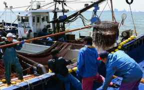 FISHERY IMPROVEMENT PROJECTS MAKE PROGRESS