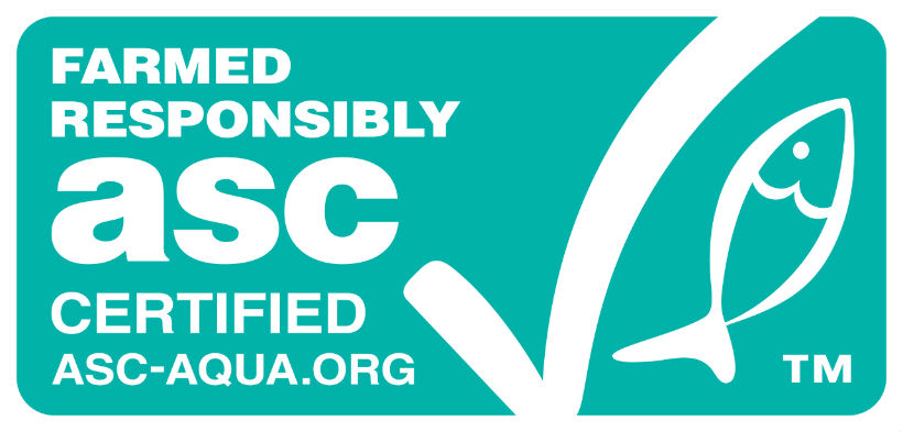 FIRST ASC CERTIFIED SALMON FOR BRAZIL
