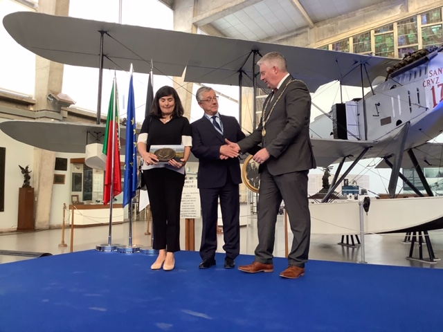 MARITIME DAY HANDED OVER