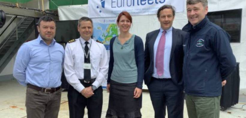 EUROFLEETS+ LAUNCHED AT SEAFEST