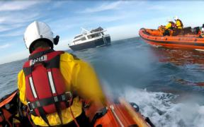 POOLE AND SWANAGE LIFEBOATS