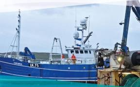 SCOTTISH FISHERMEN PLEDGE