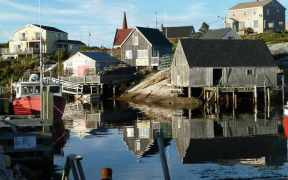 CANADIAN FISHING HARBOUR INVESTMENT