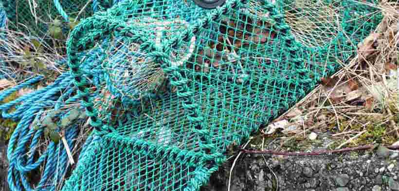 POT FISHING LIMITS