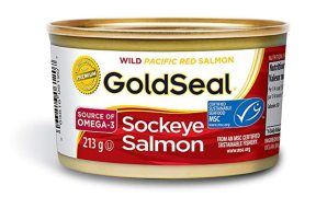 Canned seafood supplier