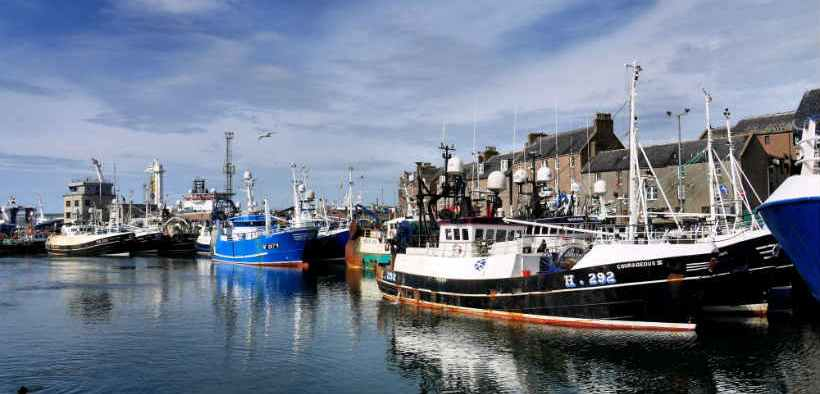 FISHING INDUSTRY SEEKS SUPPORT 2