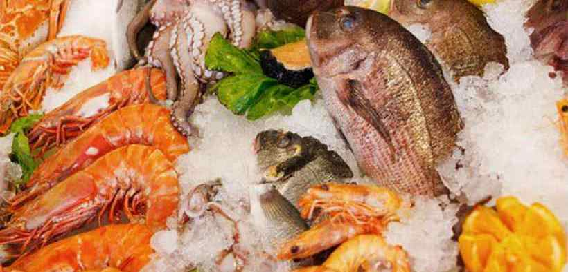 SEAFOOD TO THE FORE