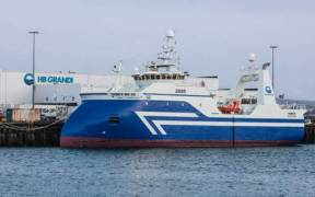 RECORD YEAR FOR ICELANDIC TRAWLER