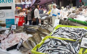 Eroski exceeds 3,144 tons in its purchases of certified sustainable fish in 2019