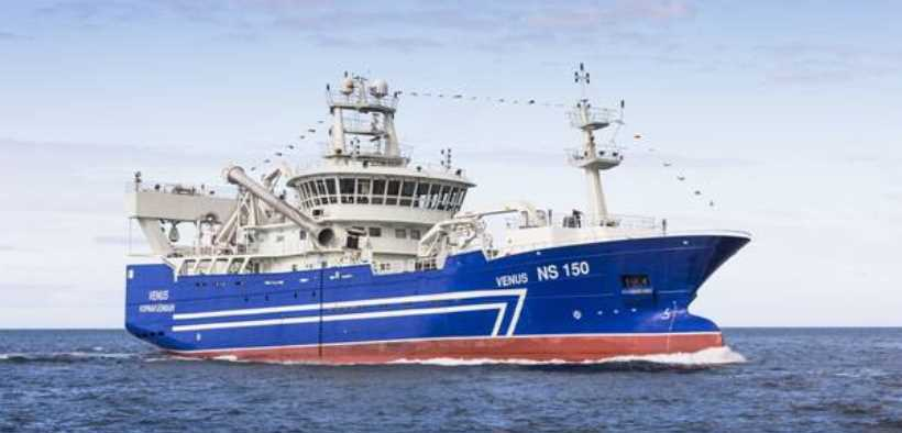 BLUE WHITING PROVING ELUSIVE FOR
