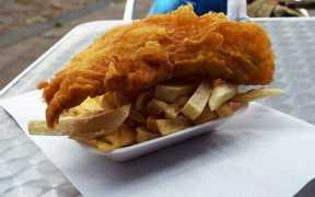FISH AND CHIP SHOPS START