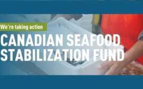 COVID 19 CANADIAN SEAFOOD