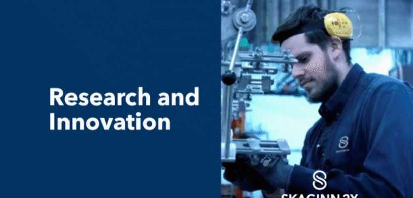 FISHERIES RESEARCH AND INNOVATION