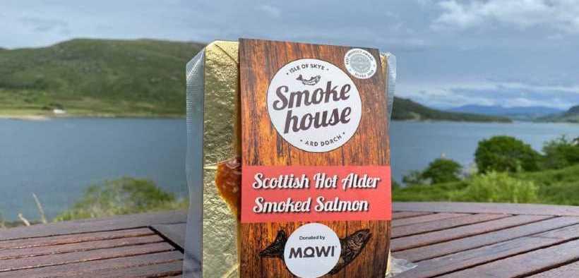 MOWI SCOTLAND DONATES SALMON
