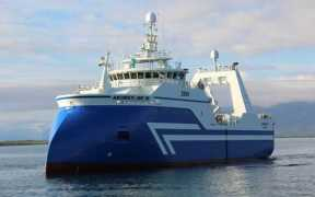 GOOD SUMMER FOR ICELANDIC TRAWLER