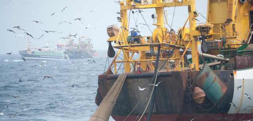SUPERTRAWLERS INCREASE ACTIVITY IN UK