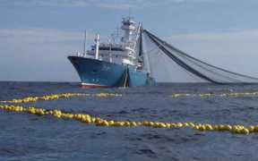 EUROPÊCHE CALLS FOR CHINESE TUNA