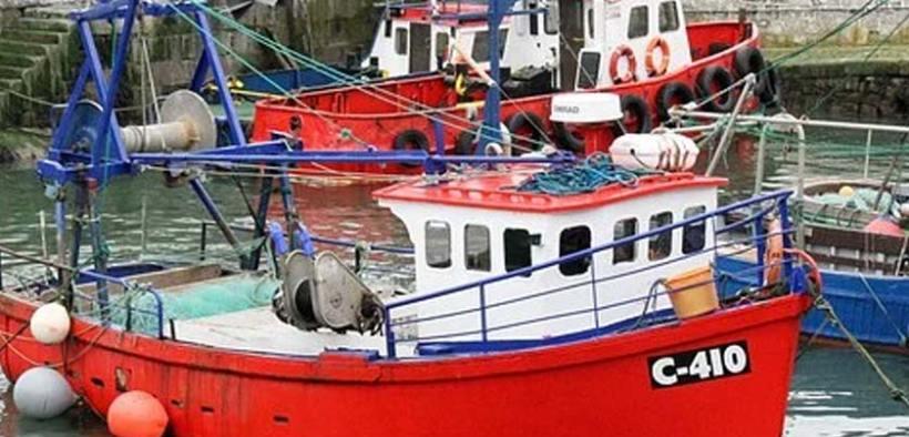 Irish fishing group