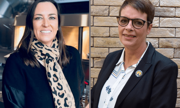 Caroline Murphy and Lesley Graves step into new roles within the NFFF