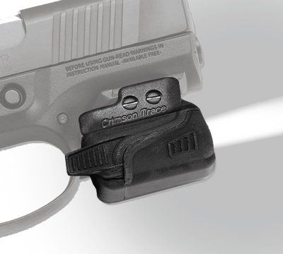 The Rail Master Light from Crimson Trace that we used for the NextLevel Training SIRT. http://www.crimsontrace.com/products/type/rail-master/01-3470