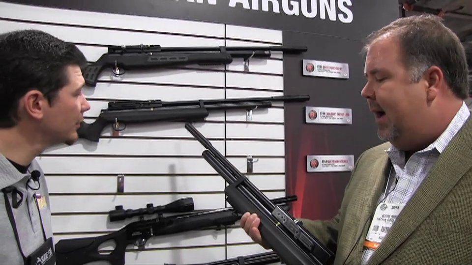 Hatsan - 2014 SHOT Show