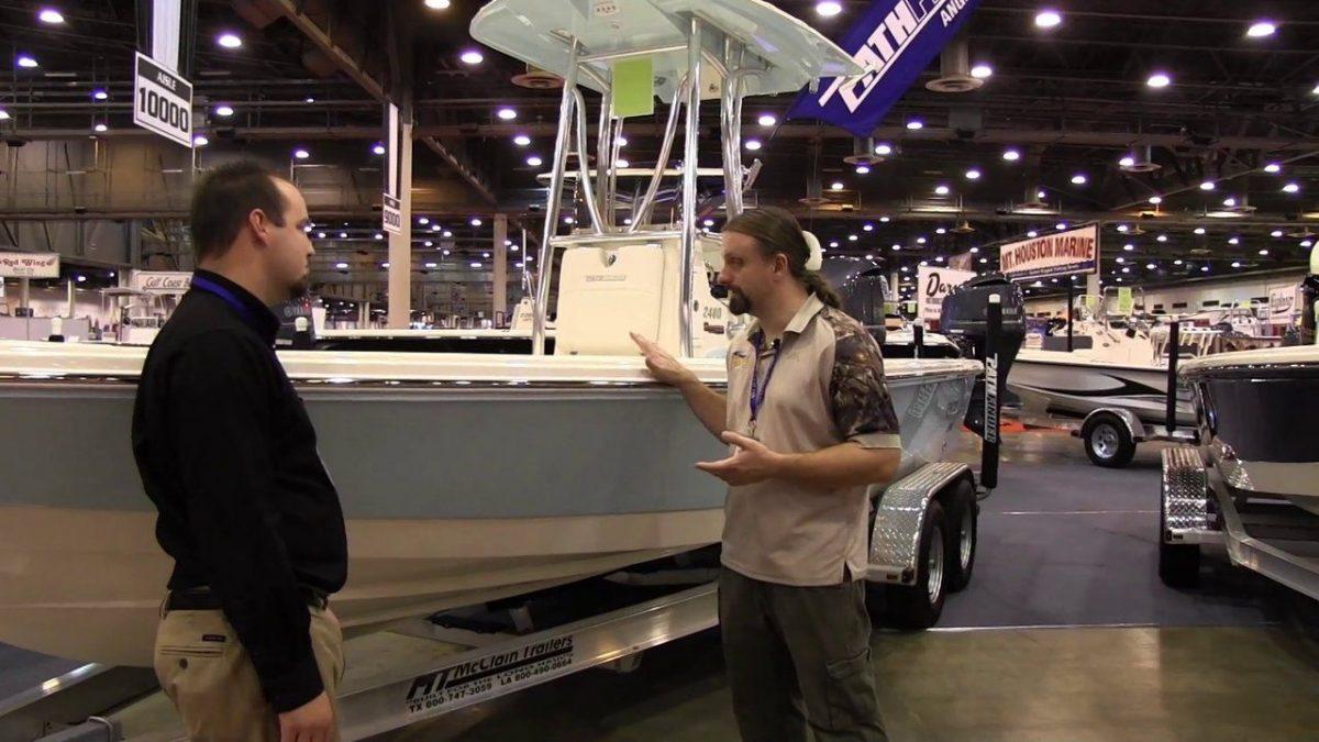 Mt Houston Marine - Path Finder - 2014 Houston Boat Show