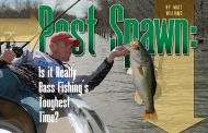 Post Spawn: Is it really bass fishing's toughest time?