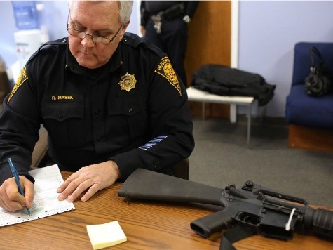 FBI: March 2014 Was Biggest March in Gun Background Check History