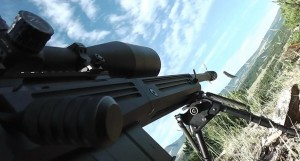 Watch This Incredible Long-Range Rifle Shot From Nearly 1.5 Miles Away