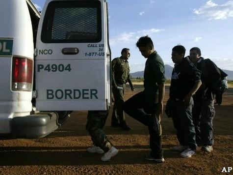 Borders-arrest