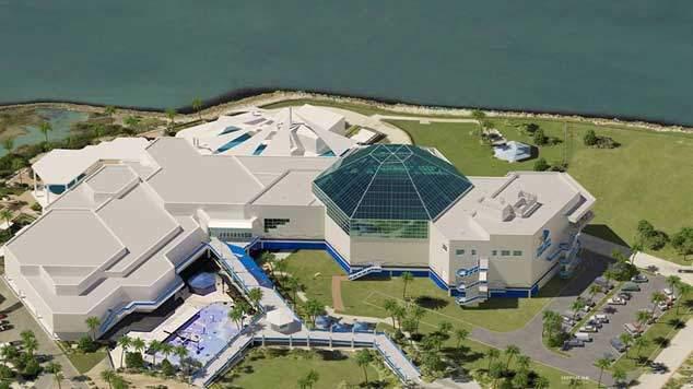 Texas State Aquarium Announces Plans for Big Expansion