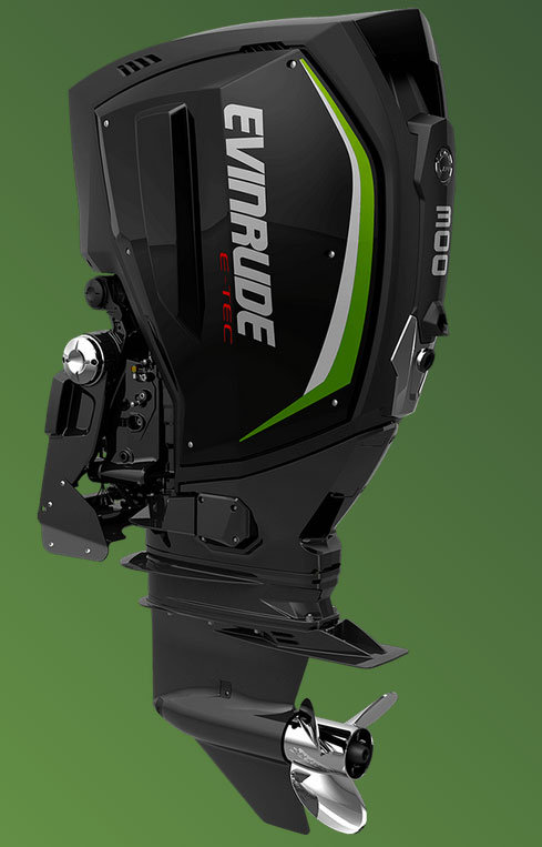 New Outboard Engines: Evinrude Breaks the Mold