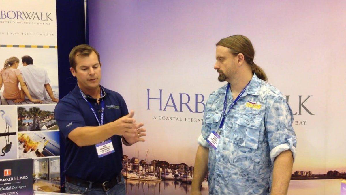 Harbor Walk - 2014 Summer Houston Boat Show