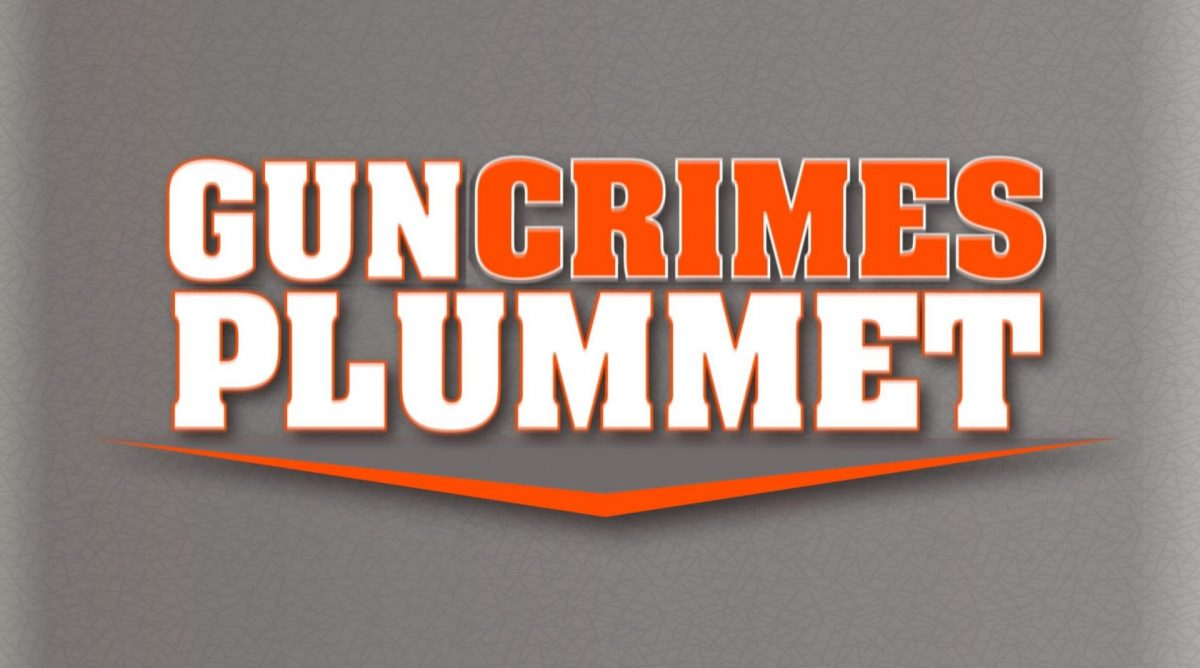 More Guns, Less Crime - Recent Statistics [video]