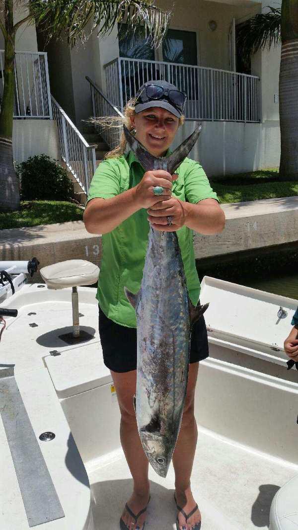 King Mackerel - South Padre Island