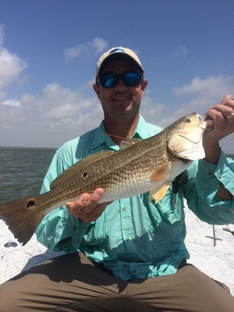 First two tagged redfish winners confirmed