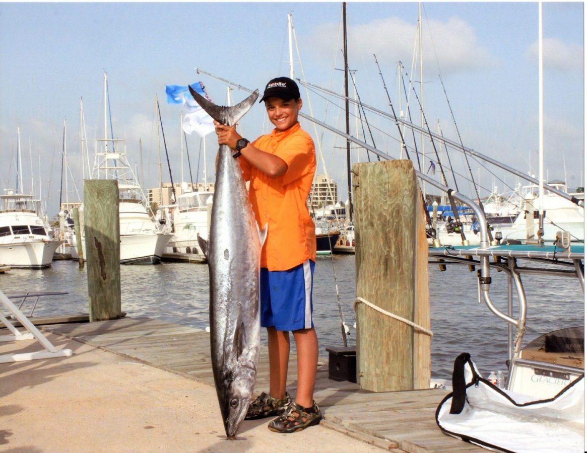 Deep Dea Round Up Record Breaking Kingfish