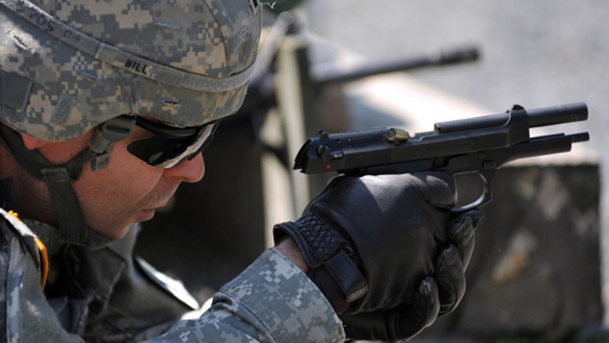 US Army Set to Replace M9 9mm Pistol