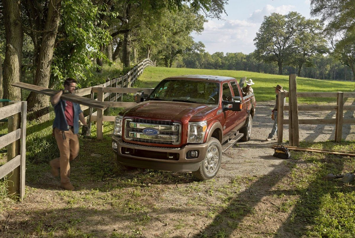 20`5 F-250 King Ranch
